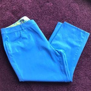 Coldwater Creek Capri pants